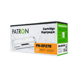 КАРТРИДЖ CANON EP-27 (PN-EP27R)