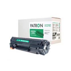 КАРТРИДЖ HP LJ CB435A/CANON 712 (PN-35A/712GL)  GREEN LABEL