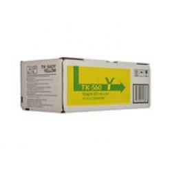 ТОНЕР-КАРТРИДЖ KYOCERA MITA TK-560 YELLOW (1T02HNAEU0)