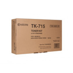 ТОНЕР-КАРТРИДЖ KYOCERA MITA TK-715 (1T02GR0EU0)