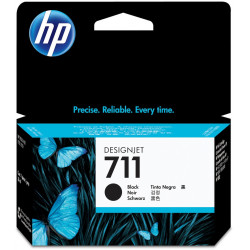 Картридж HP No.711 DesignJet 120/520 Black 38 ml