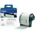 Картридж Brother для специализированного принтера QL-1060N/QL-570 (62mm x 30.48M)