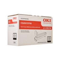 DRUM UNIT OKI (C56_57) 43381708 BLACK