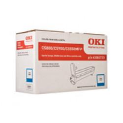 DRUM UNIT OKI (C58_59) 43381723 CYAN