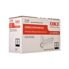 DRUM UNIT OKI (C5850_5950) 43870024 BLACK