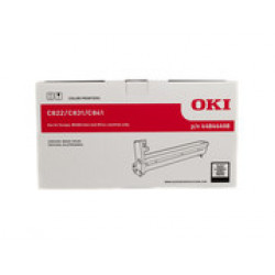 DRUM UNIT OKI (C831) 44844408 BLACK