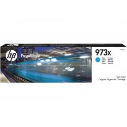 Картридж HP No.973X PageWide Pro 452/477 Cyan (7000 стр)