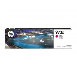 Картридж HP No.973X PageWide Pro 452/477 Magenta (7000 стр)