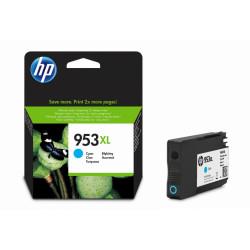 Картридж HP No.953XL Officejet Pro 8210/8710/8720/8725/8730 Cyan (1600 стр)