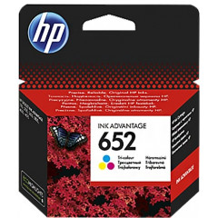 Картридж HP No.652 DJ Ink Advantage 1115/2135/ 3635/3835 Color