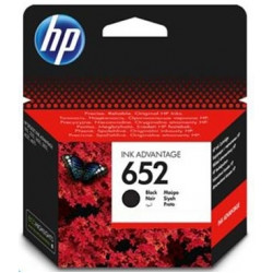 Картридж HP No.652 DJ Ink Advantage 1115/2135/ 3635/3835 Black