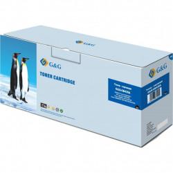 G&G-CB435A: Картридж G&G для HP LJ P1005/1006-G&G-712 Black (1500 стр)