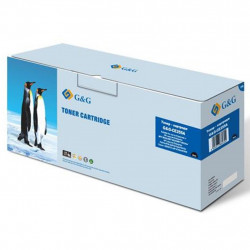 G&G-CE255A: Картридж G&G для HP LJ P3015 series-G&G-724 Black (6000 стр)