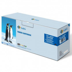 G&G-CE255X: Картридж G&G для HP LJ P3015 series (max)- G&G-724H Black (12500 стр)
