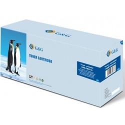 G&G-CE311A: Картридж G&G для HP Color LJ CP1025/CP1025nw Cyan (1000 стр)