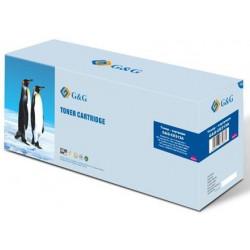 G&G-CE313A: Картридж G&G для HP Color LJ CP1025/CP1025nw Magenta (1000 стр)