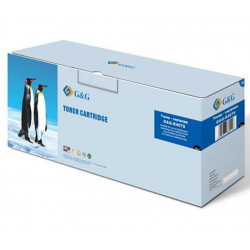 G&G-K407S: Картридж G&G для Samsung CLP-320/325/CLX-3185 Black (1500 стр)