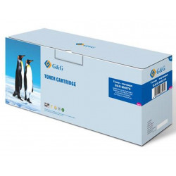 G&G-M407S: Картридж G&G для Samsung CLP-320/325/CLX-3185 Magenta (1000 стр)