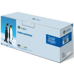 G&G-Q5949A: Картридж G&G для HP LJ 1160/1320 series-Canon 708 Black (2500 стр)