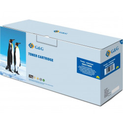 G&G-Y406S: Картридж G&G для Samsung CLP-365/SL-C460W/ CLX-3305/3305FN Yellow (1000 стр)