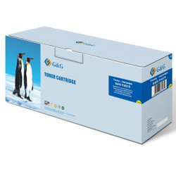 G&G-Y407S: Картридж G&G для Samsung CLP-320/325/CLX-3185 Yellow (1000 стр)