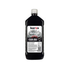 ЧЕРНИЛА BARVA CANON PGI-520/PG-510 (MG2140/MP230/MP280) BLACK 1 КГ  (C520-263)