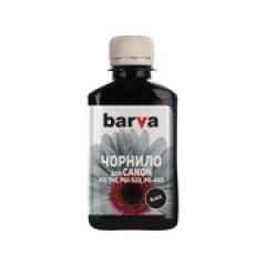 ЧЕРНИЛА BARVA CANON PGI-520/PG-510 (MG2140/MP230/MP280) BLACK 180 Г (ПИГМЕНТ) (C520-089)