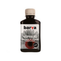 ЧЕРНИЛА BARVA CANON/HP/LEXMARK УНИВЕРСАЛЬНЫЕ №4 BLACK 180 Г (CU4-475)