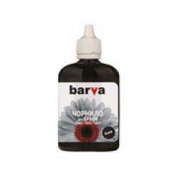 ЧЕРНИЛА BARVA EPSON T0811 (1410/P50/T50/R270/TX650) BLACK 90 Г (E081-324)