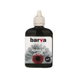 ЧЕРНИЛА BARVA EPSON T1301/T1291/T1281/T1031/T0731 (SX525) BLACK 90 Г (ПИГМЕНТ) (E130-527)
