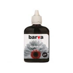 ЧЕРНИЛА BARVA HP C6656/С8727/C9351 BLACK 90 Г (ПИГМЕНТ) (H56-352)