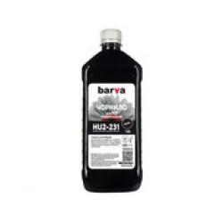 ЧЕРНИЛА BARVA HP УНИВЕРСАЛЬНЫЕ №2 BLACK 1 КГ (HU2-231)