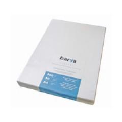 ХОЛСТ BARVA FINE ART ЯРКО-БЕЛЫЙ ГЛЯНЦЕВЫЙ (IC-XR20-104) А4 50 Л