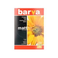 БУМАГА BARVA МАТОВАЯ (IP-A090-002) А3 20 Л