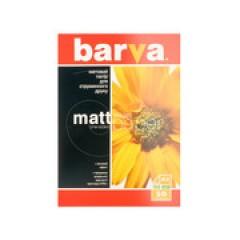 БУМАГА BARVA МАТОВАЯ (IP-A090-003) А3 50 Л