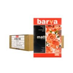 БУМАГА BARVA МАТОВАЯ (IP-A180-185) А4 500 Л