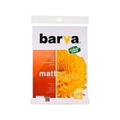 БУМАГА BARVA ECONOMY SERIES МАТОВАЯ (IP-AE220-209) A4 20Л