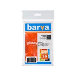 БУМАГА BARVA ГЛЯНЦЕВАЯ (IP-C200-026) 10X15 20 Л