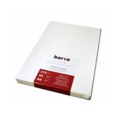 БУМАГА BARVA FINE ART НАТУРАЛЬНО-БЕЛАЯ БУМАГА-ХОЛСТ (IP-ZD315-101) А4 50 Л