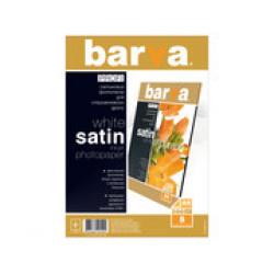 БУМАГА BARVA PROFI БЕЛЫЙ САТИН (IP-V200-T01) А4 5 Л