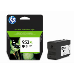 Картридж HP No.953XL Officejet Pro 8210/8710/8720/8725/8730 Black (2000 стр)