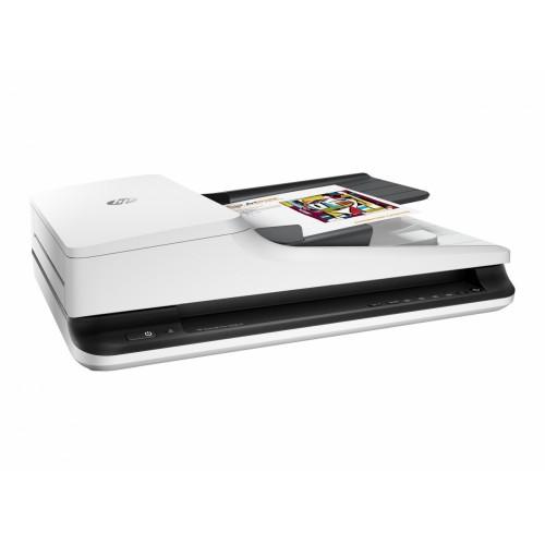 Сканер А4 HP ScanJet Pro 2500 f1