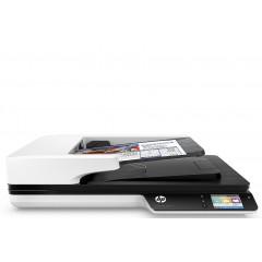Сканер А4 HP ScanJet Pro 4500 f1 Network