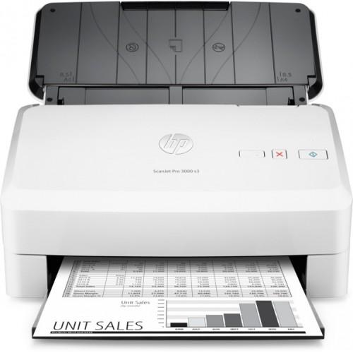 Документ-сканер А4 HP ScanJet Pro 3000 S3
