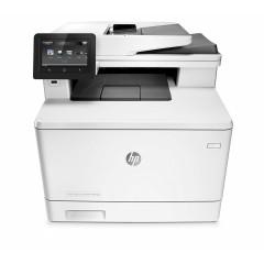 МФУ А4 цв. HP Color LJ Pro M377fdw c Wi-Fi