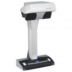 PA03641-B301: Документ-сканер A3 Fujitsu SV600 (книжный)
