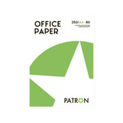 БУМАГА  OFFICE PAPER 80 Г/М2 A4 250 Л (PN-PU-003-2)