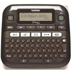Brother Принтер для печати наклеекP-Touch PT-D210