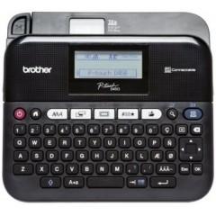 Brother Принтер для печати наклеек P-Touch PT-D450VP в кейсе