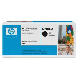 Картридж HP CLJ1600/2600 black - Фото №1